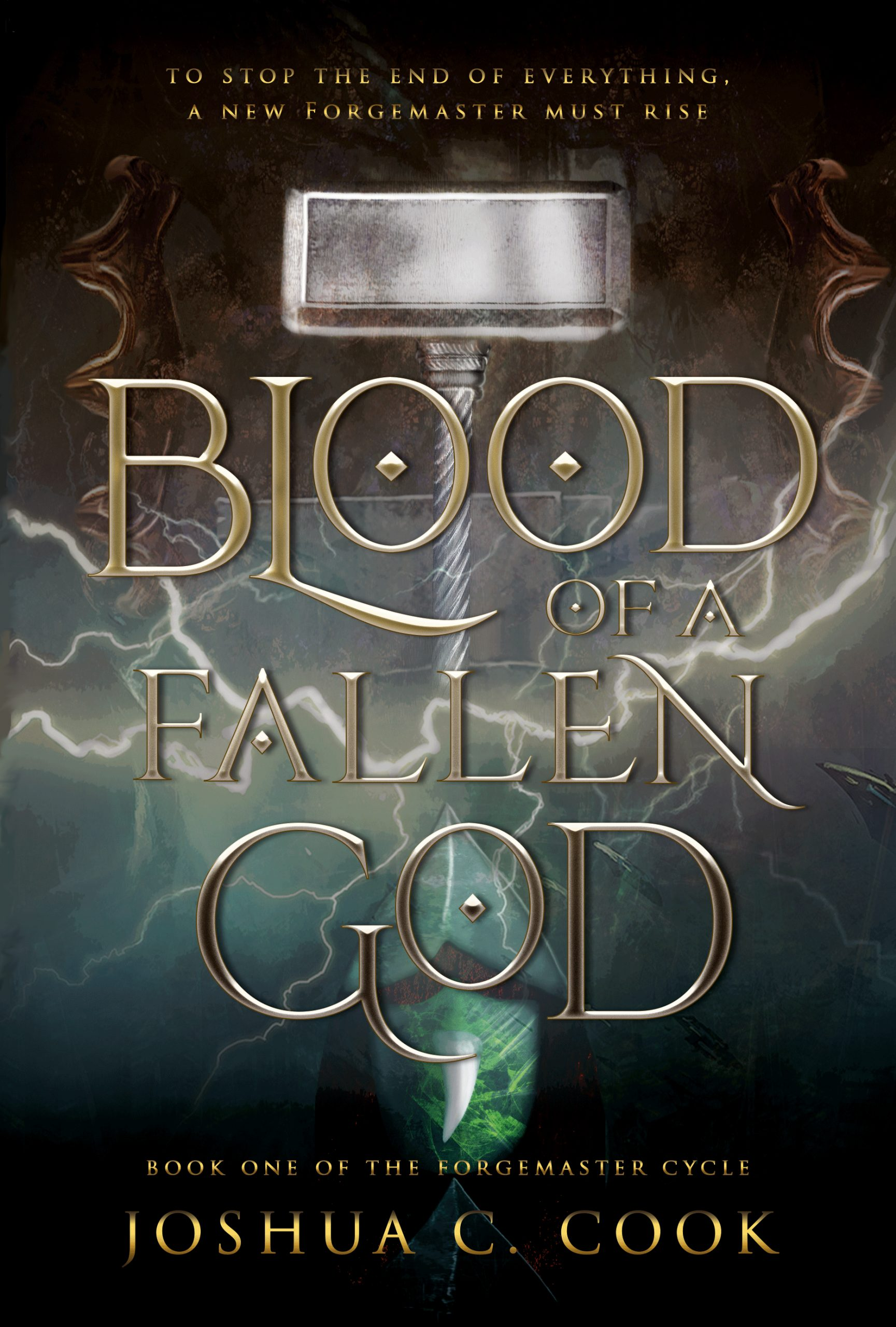 Gold Blood of a fallen god