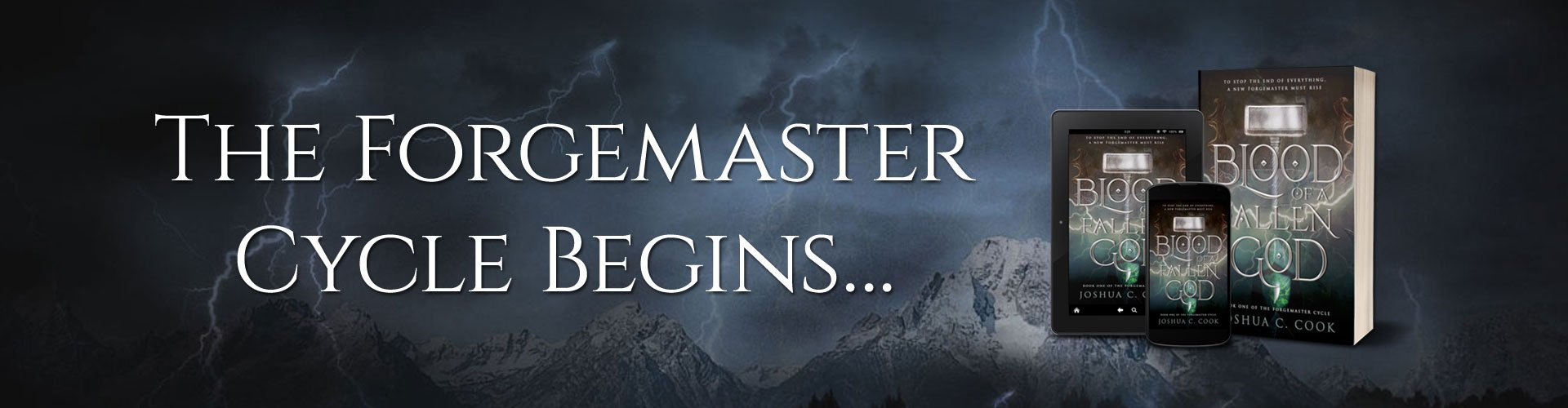 The Forgemaster Cycle Begins...