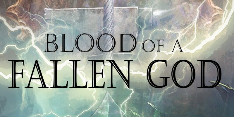 Blood of a Fallen God cover