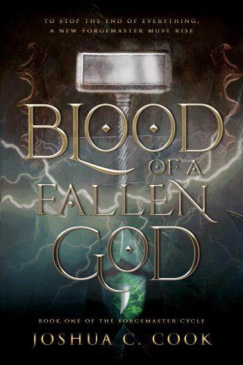 Gold Blood of a fallen god